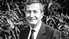 Alain-Bernard Boulanger, nouveau président de l'EPT Boucle nord de Seine. ©DR