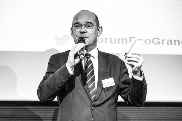 Xavier Lemoine, maire (LR) de Montfermeil, conseiller métropolitain. ©Jgp
