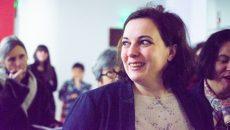 """""""La mise en œuvre d'une relance maîtrisée constitue un enjeu particulièrement décisif en Ile-de-France, creuset du dynamisme économique mais également région où se concentrent les inégalités sociales et territoriales les plus fortes », estime Emmanuelle Cosse © JgpE"""