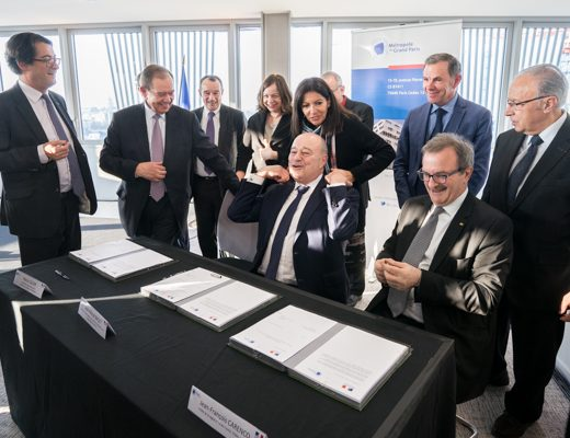 L'Etat adoube la métropole avec un chèque de 16 millions d'euros