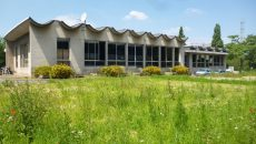 Un seul finaliste est retenu pour la parcelle de l'ancien tribunal du parc départemental de la Bergère à Bobigny : le groupement composé de Quartus, Séquano aménagement et Anma - Nicolas Michelin.