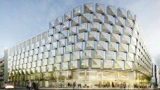 900 personnes intègreront fin 2017 le nouveau bâtiment du groupe Amaury à Boulogne.