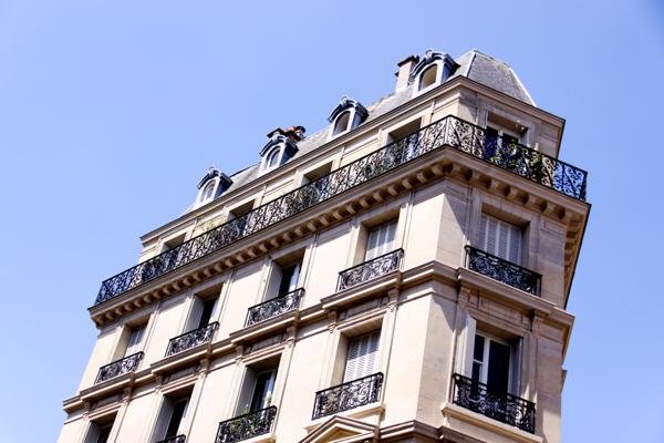 """L'immeuble de rapport est """"un modèle de résilience"""", explique Franck Boutté. ©Jgp"""