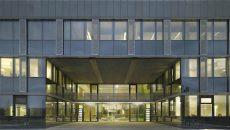 L'Inria disposera, avec l'extension du bâtiment Alain Turing, de 5 200 m2 supplémentaires pour son centre de recherche de Saclay. © R. Halbe/BRS