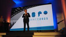 Jean-Christophe Fromantin, président d'ExpoFrance 2025. ©Jgp