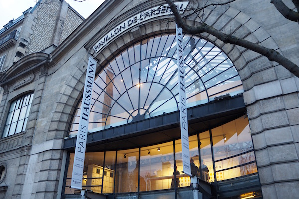 L'exposition Paris Haussmann, au Pavillon de l'Arsenal est à visiter jusqu'au 7 mai. ©Jgp