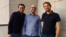 Les trois associés fondateurs de Citodi