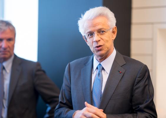 « L'ensemble de l'activité de Viparis représente 1,2 Milliard € de retombées directes et plus de 5 Milliards € de retombées indirectes par an pour l'économie francilienne, a souligné Didier Kling. © Jgp