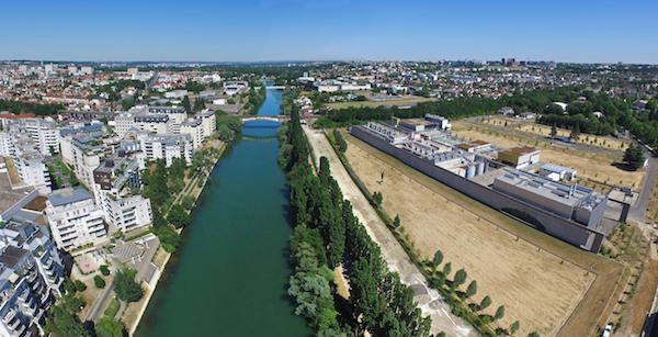 usine de Marne aval