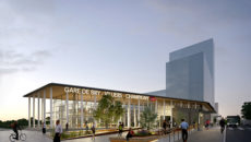 Future gare SNCF de Bry-Villiers-Champigny