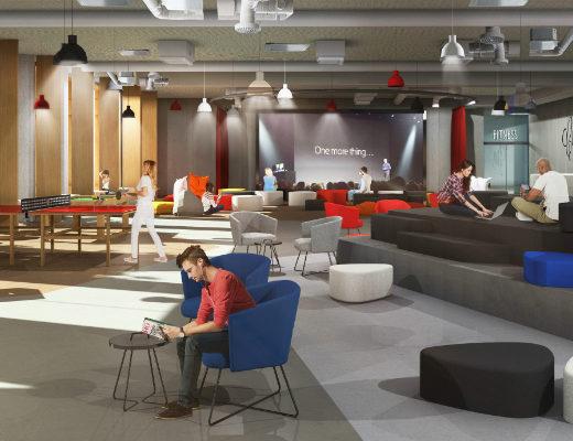 Massy : Ecla donne une nouvelle dimension à la résidence étudiante
