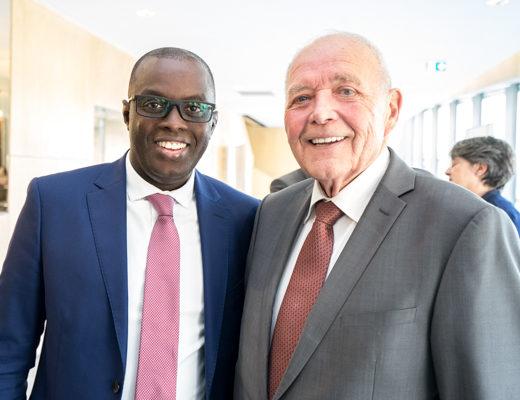 54 millions de la discorde: Jean-François Mbaye, député d'En Marche, soutient les EPT