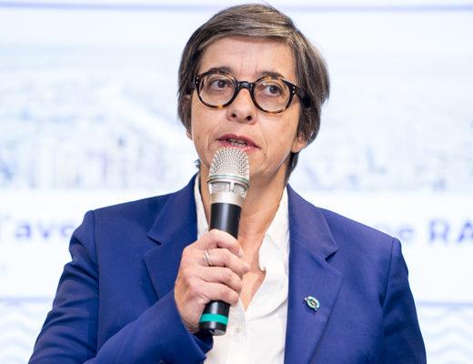RATP new look: Catherine Guillouard et son staff en mode media day