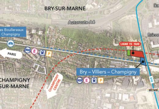 Grand Paris express : décision le 25 juin sur l'interopérabilité à Champigny