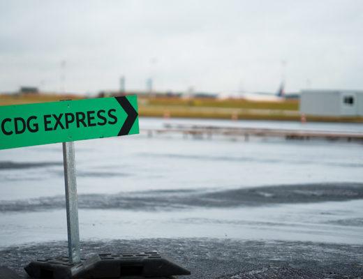 CDG express : Ile-de-France mobilités demande un report à fin 2025