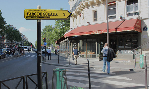 Signalétique Grand Paris
