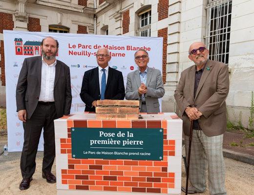 Neuilly-sur-Marne : 900 nouveaux logements lancés sur la ZAC Maison Blanche