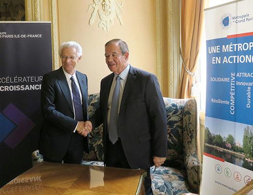 Un partenariat MGP-CCI pour le développement économique métropolitain
