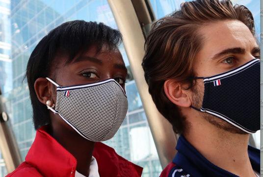 masque jetables francais