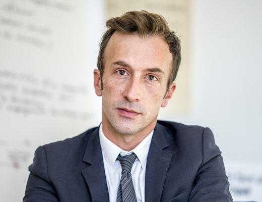 Hugo Bevort nommé directeur de la mission métropole de la Capitale